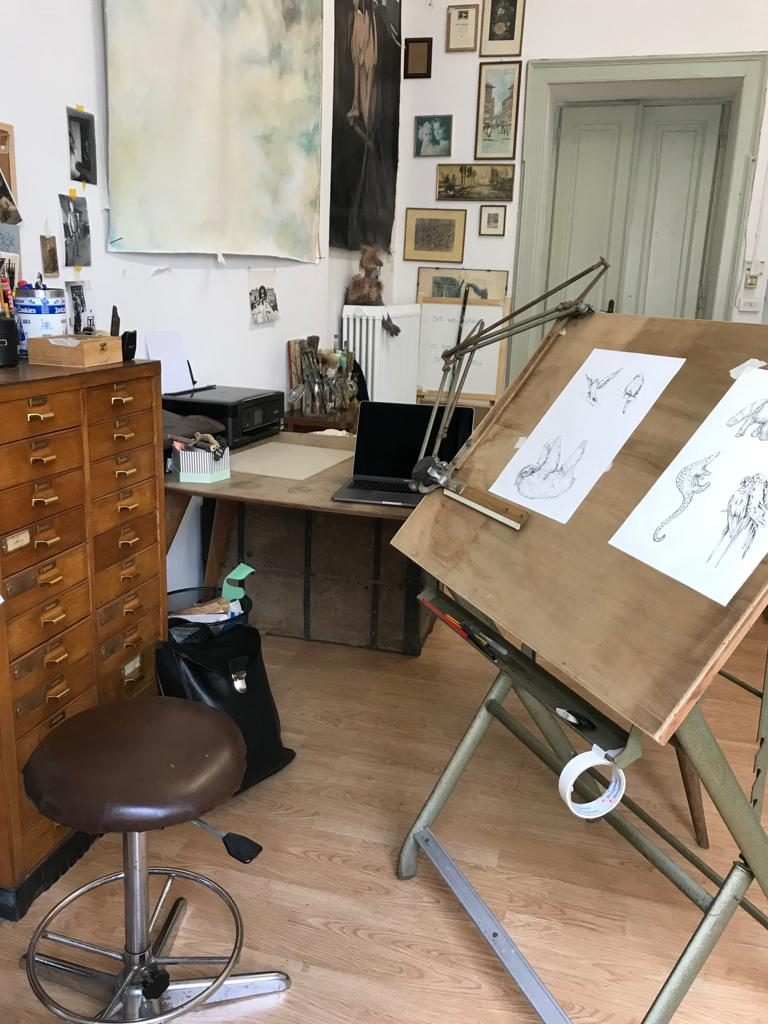 atelier Italie afternoon stories
